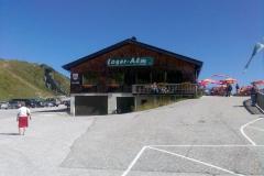 Alpen 1 - Anreise