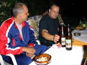 Grillen in Bodensdorf