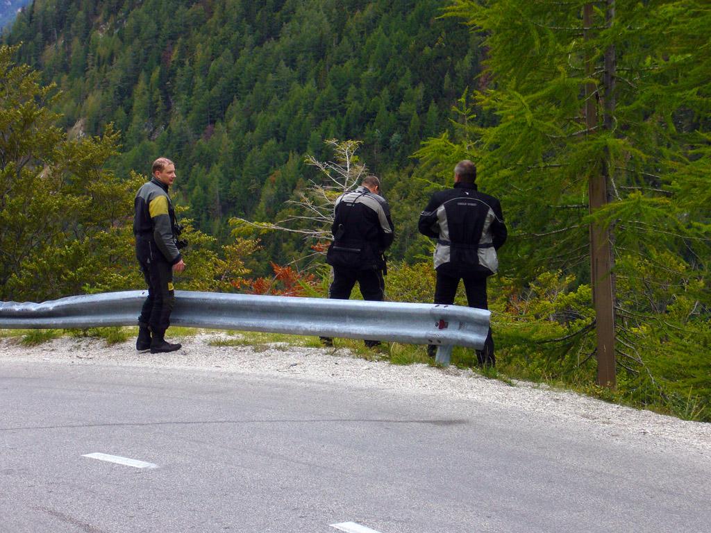 Vrsic-Sattel (dt.: Mostrovka-Pass)