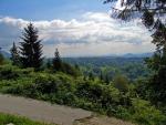 Auf der Straße Begunje-Bistrica
