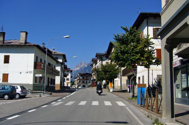 Strada Regionale Delle Dolomiti