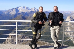 Alpen 7 - Dolomiten Runde 1