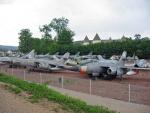 Savigny Les Beaune - Flugzeug- und Motorradmuseeum