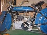 Bleriot Motorrad Gespann