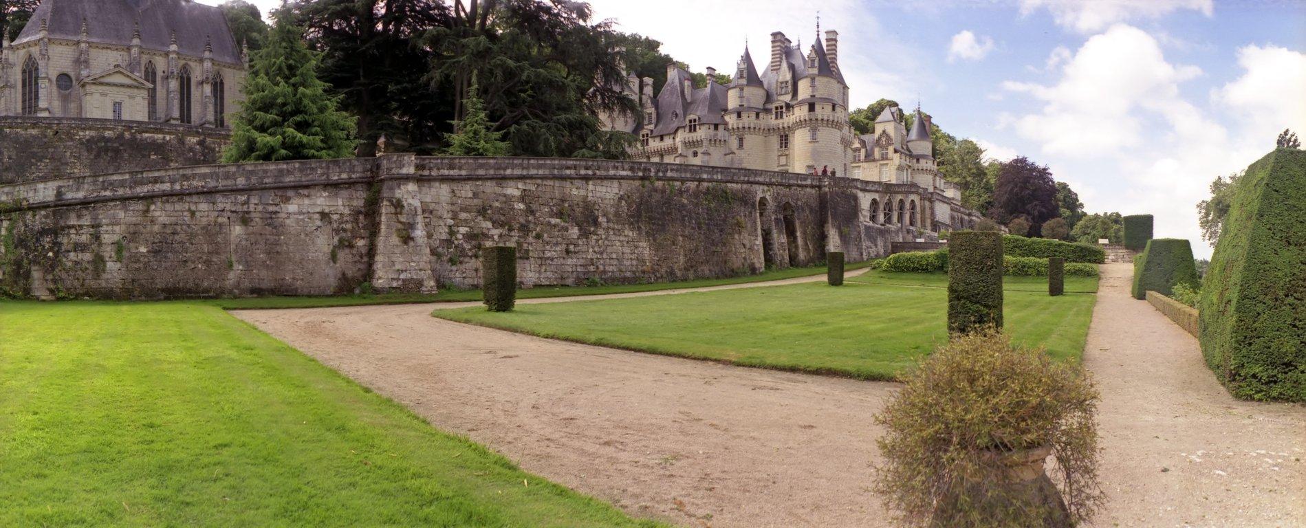 Chateau D'Usse - Dornröschen Schloss