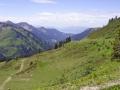 Hahntennjoch - Österreich