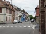 Festungsstadt Neuf Brisach, Frankreich
