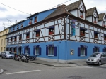 Hotel Aux 2 Roses in Neuf Brisach