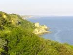 Longues sur Mer - Unterwegs zum Bunker
