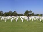 Omaha Beach Memorial Panorama