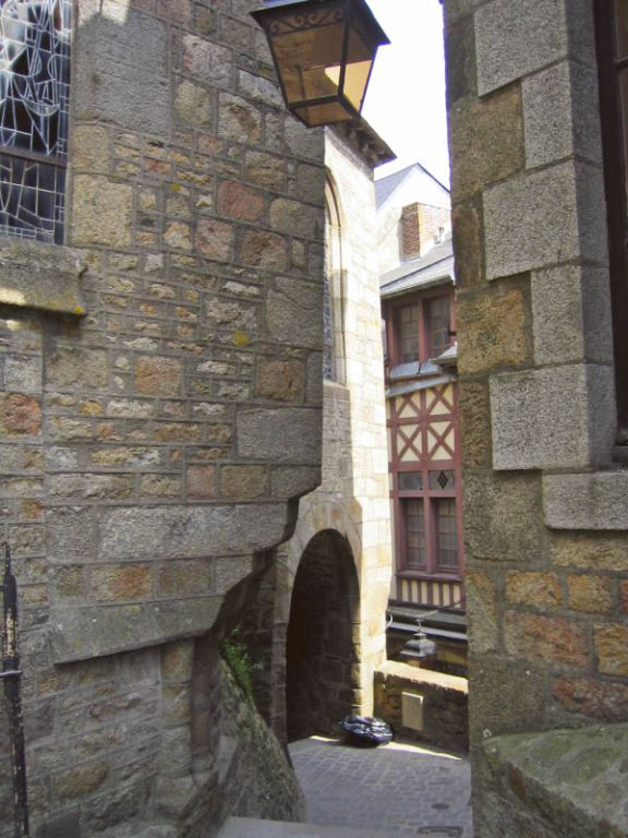 Mt. St. Michel