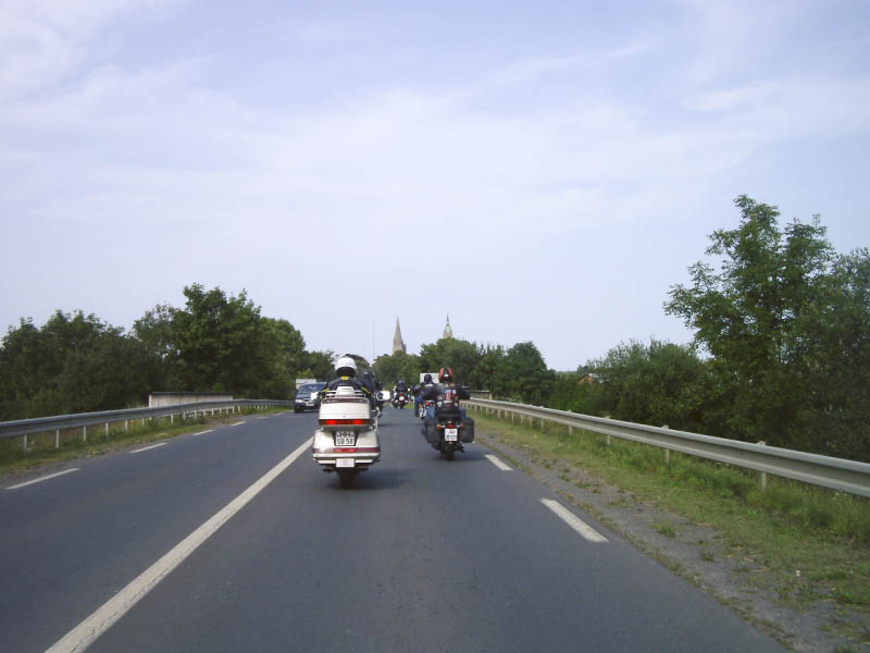 Unterwegs in der Normandie