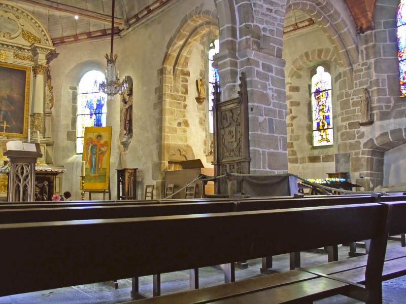 Mt. St. Michel - Kapelle
