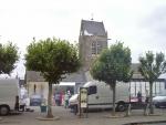 St. Mere Eglise - Markt