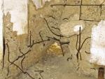 Einschlag einer 40cm Granate aus 35km Entfernung
