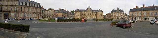 Sainte Ménehould Panorama