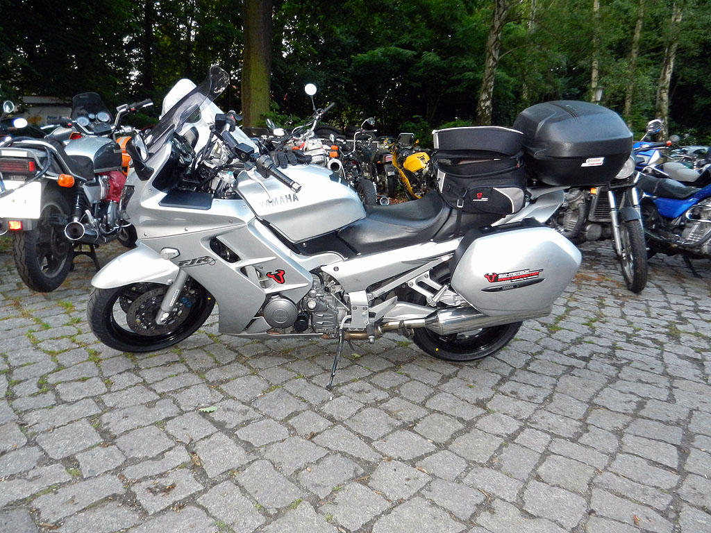 Yamaha FJR von Andreas