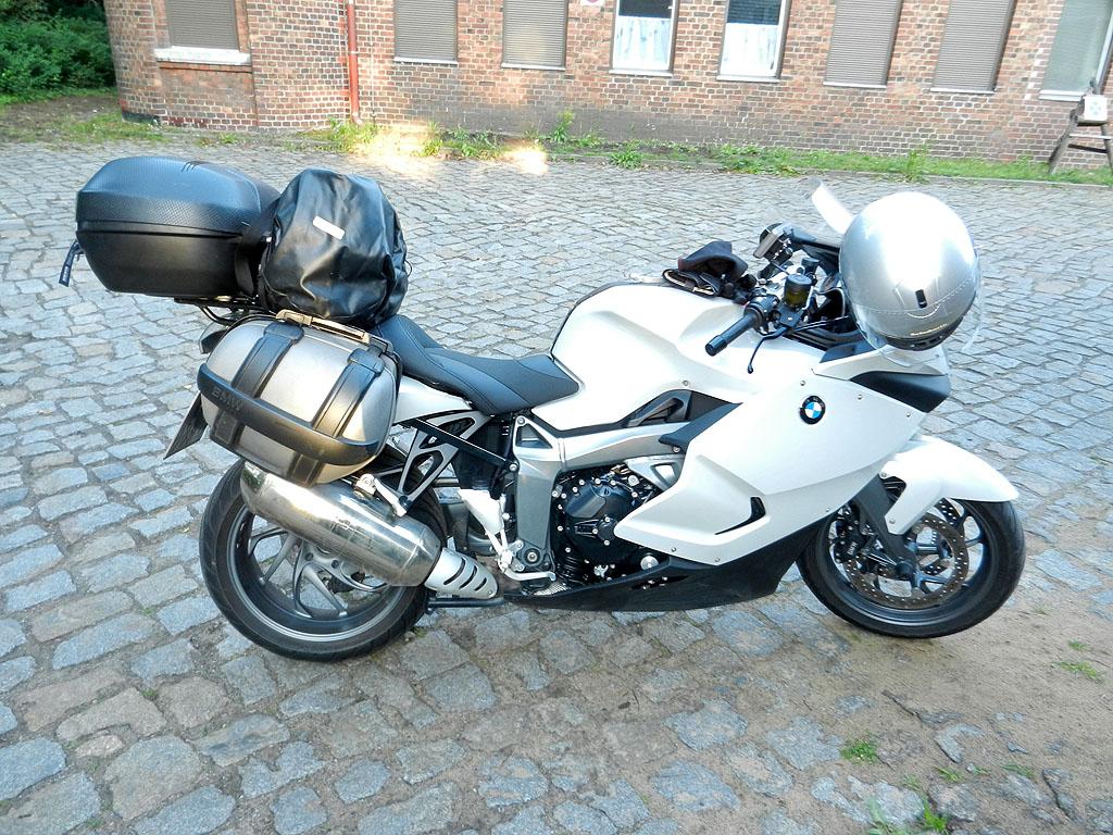 BMW K1300s von Helmut