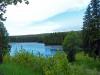 Trysil Hyttegrend - Blick auf den Fluß