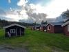 Halland Camping - kleine Hütten