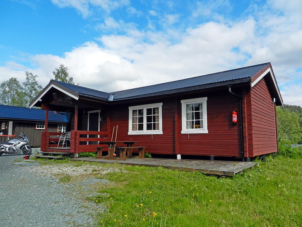 Harran Camping Hütte
