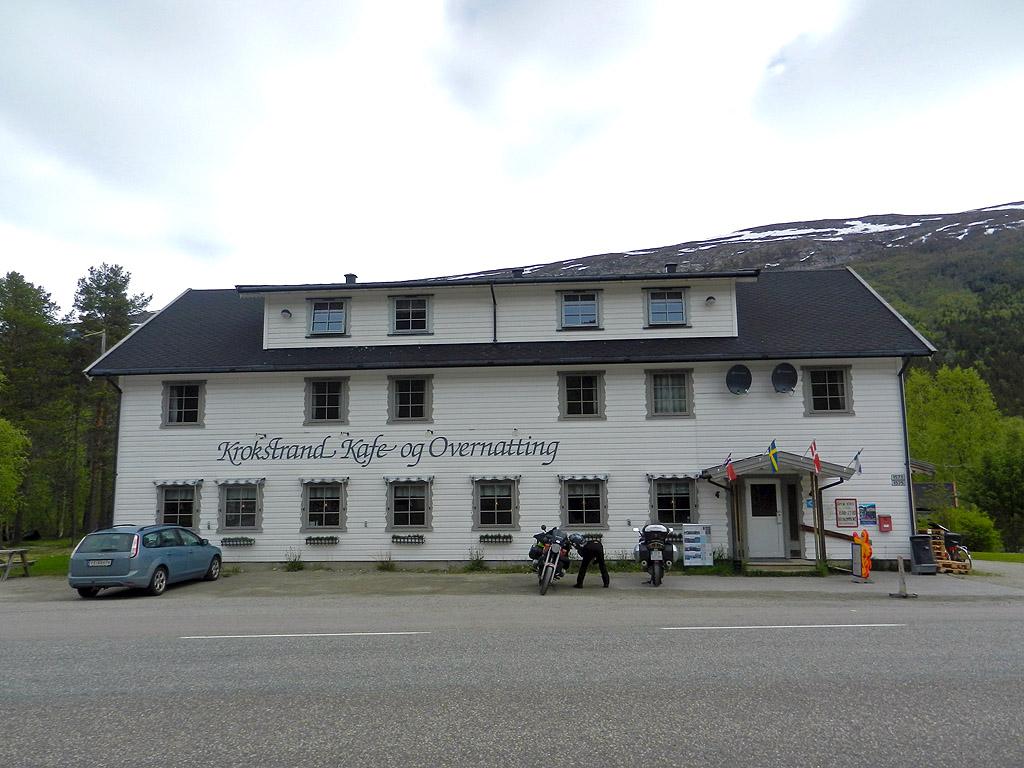 Krokstrand Motel