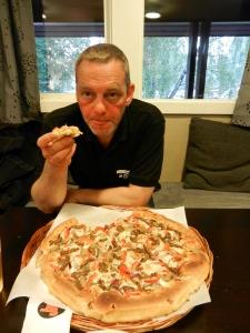 Carlos Riesen Pizza