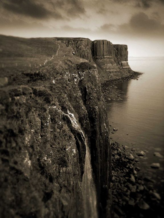 Kilt Rock Skye - CDS