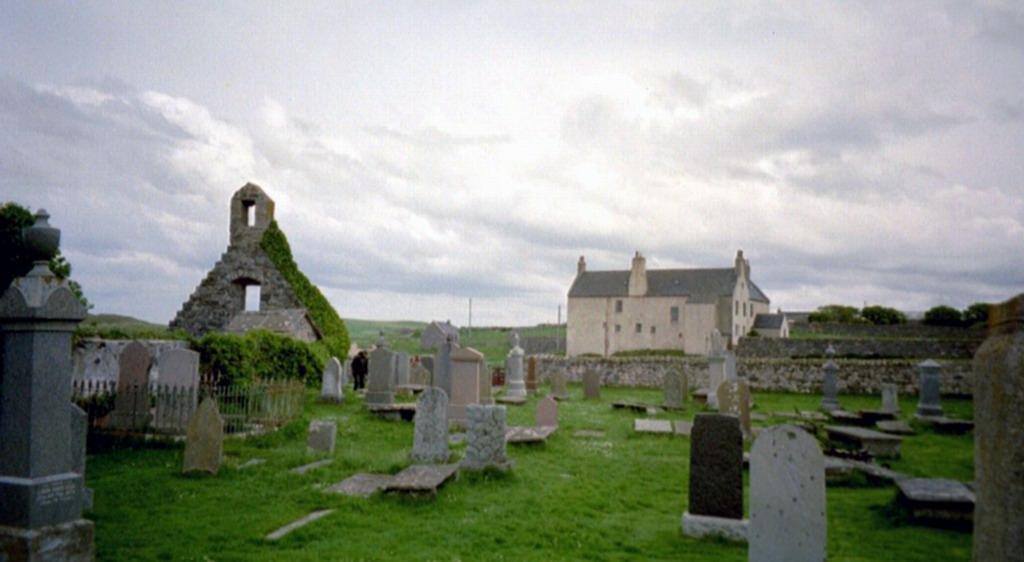 Friedhof an der Balnakeil Bay