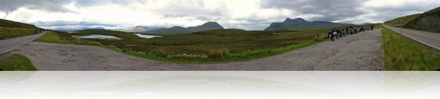 Cul Mor, Provinz Southerland, Panorama