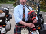 Mr. Murdo Urquhart, Loch Ness