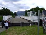 Fort Augustus Schleusenanlage