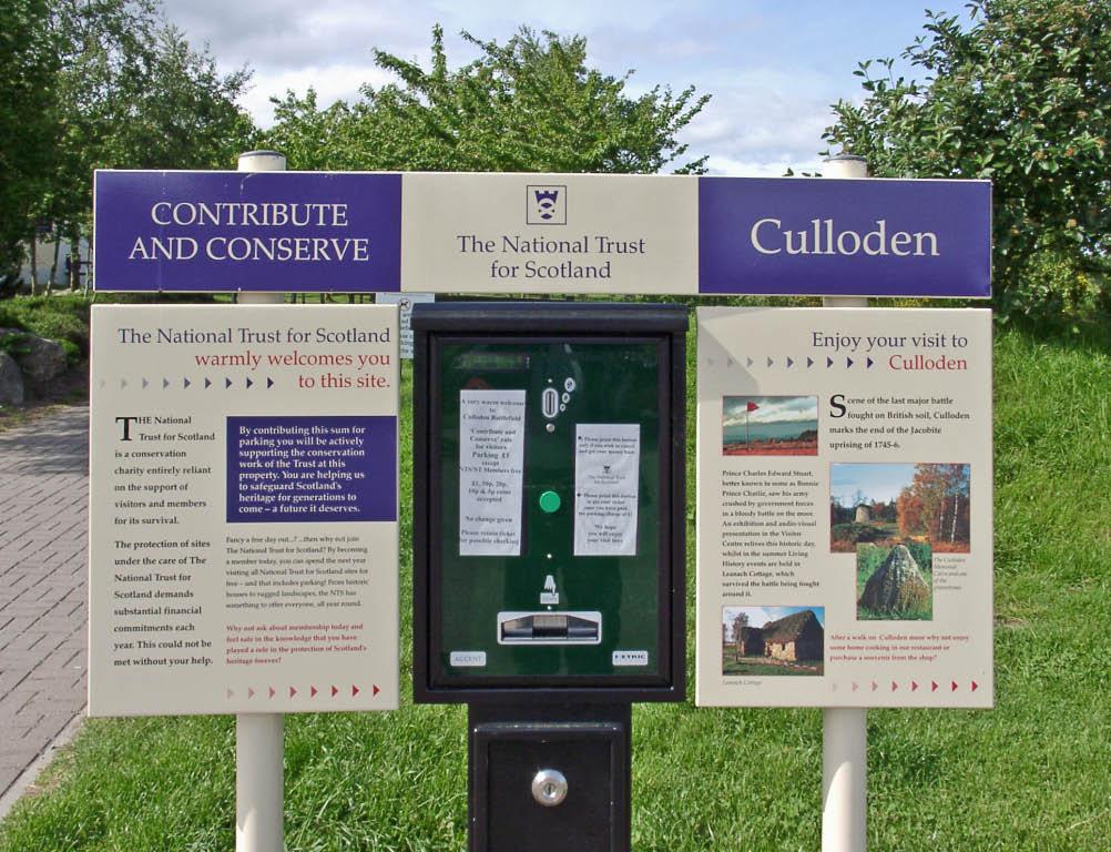 Culloden Moor Visitor Center