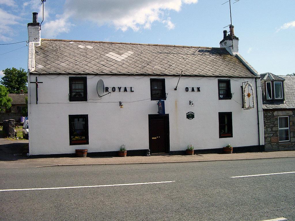 Royal Oak Inn Duftown