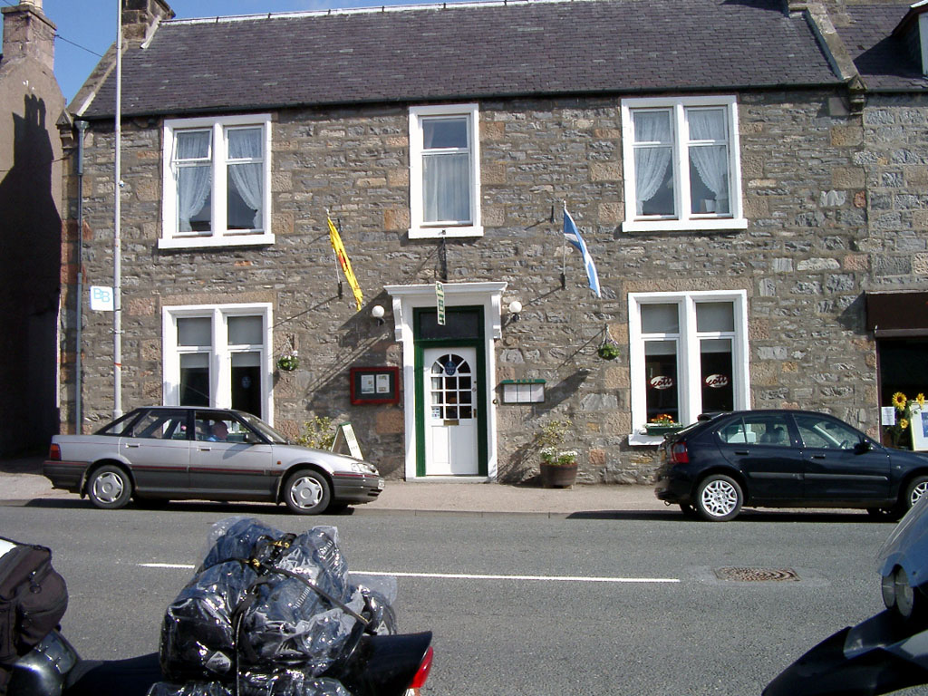 Tannochbrae Guesthouse Duftown
