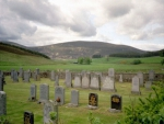Cromalt Hills, hinter dem Devil's Ellbow