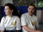 Marion und Toni - auf dem Weg nach Köln
