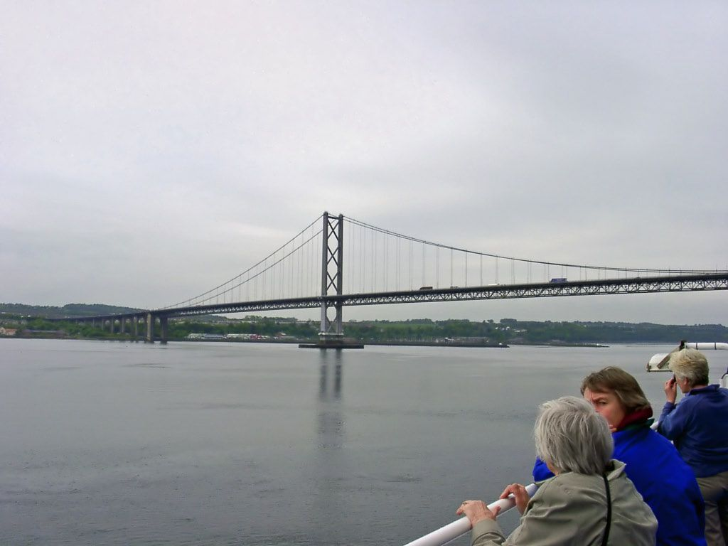 Autobrücke Firth of Forth