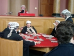 Inveraray Jail Verhandlung