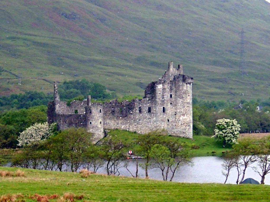 Kilchurn Castle am Loch Awe