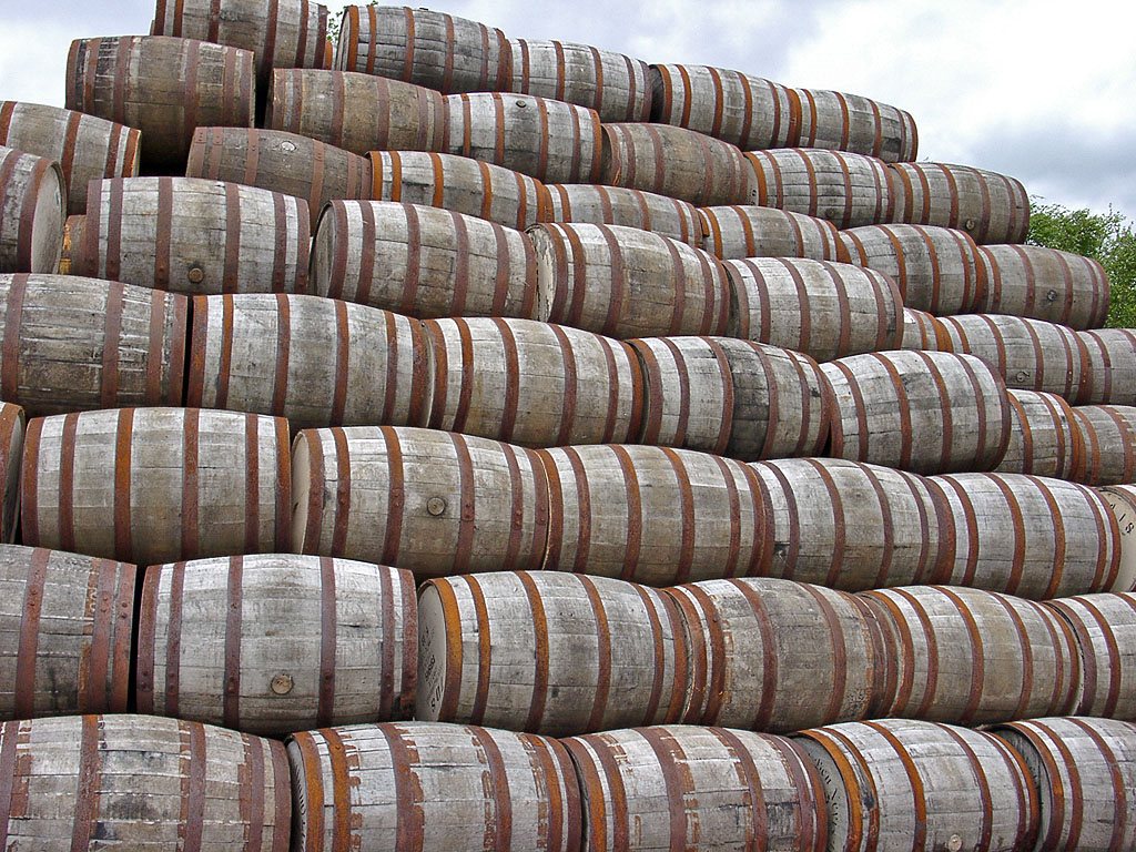 Ben Nevis Destille in Fort Williams