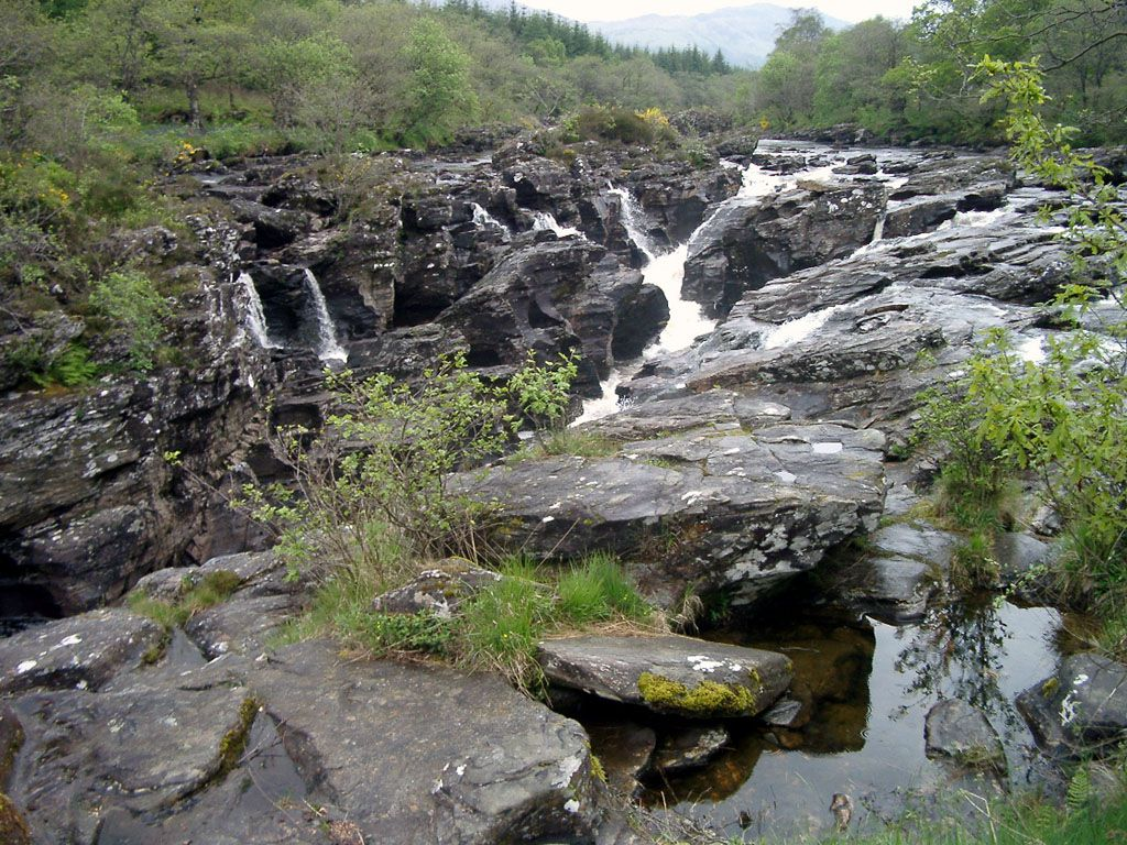 Glen Orchy, River Orchy