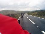 Unterwegs in Richtung Glen Coe