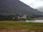 Kilchurn Castle am Loch Awe