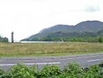 Glenfinnan Monument - Panorama