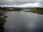 Brücke über den River Shiel