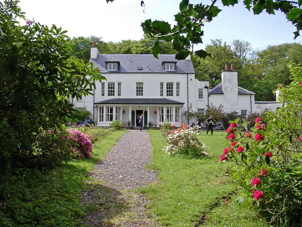 Corry Lodge, Broadford, Isle of Skye