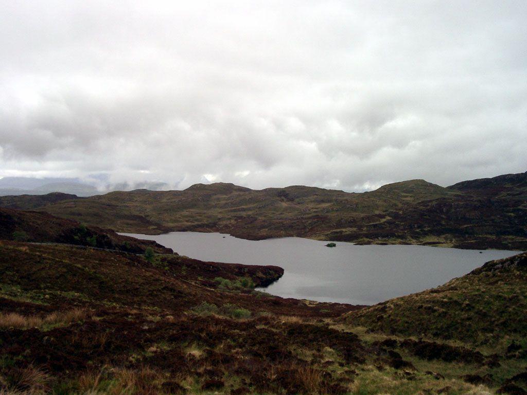Loch Dughail auf Skye