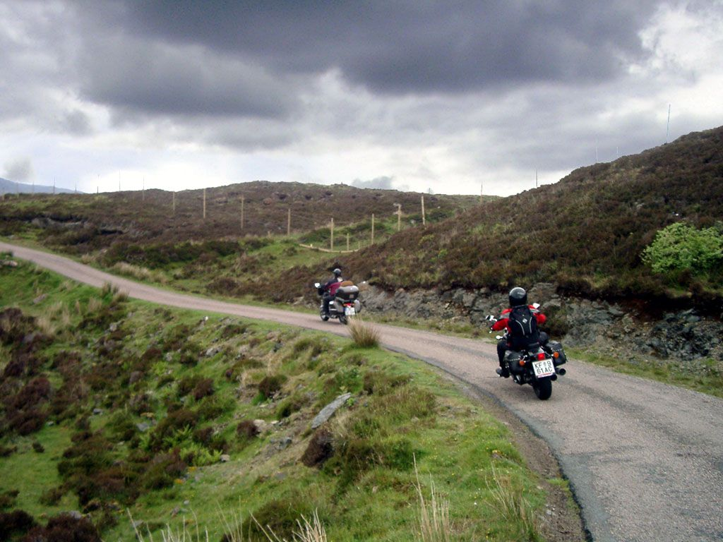 unterwegs auf Skye