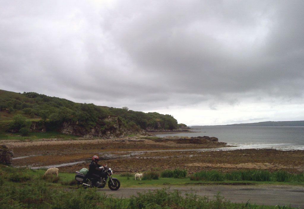 Wolkenspiele auf Skye
